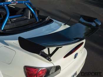 S2000 Wing