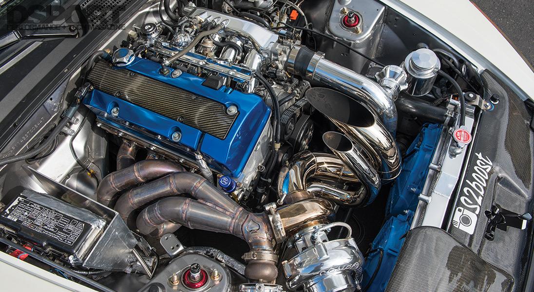440 WHP Turbocharged Honda S2000 - DSPORT Magazine