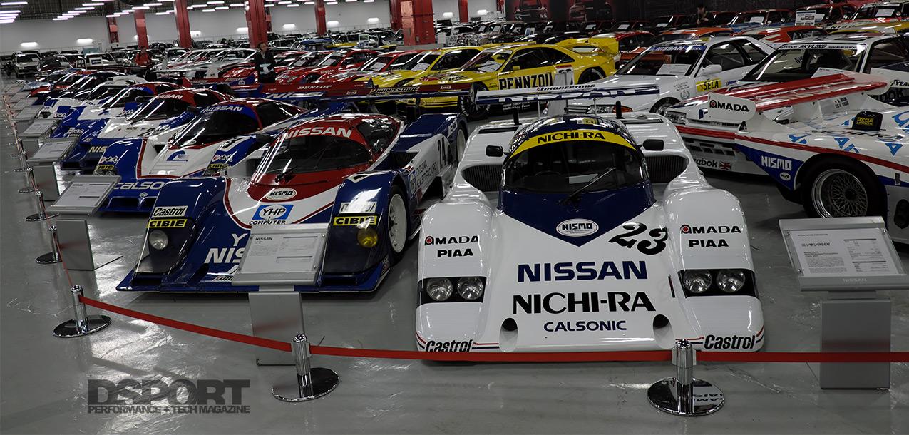DSPORT TAS Nissan Heritage Collection