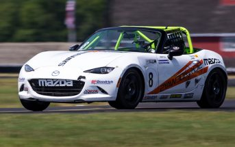 Mazda MX5 Giveaway Lead