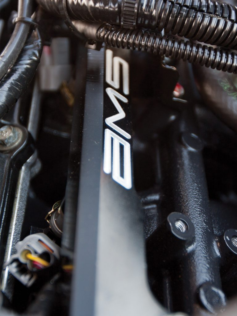 Evo Fuel Rail