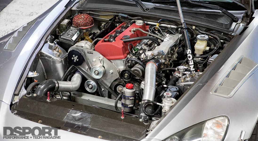 347 Whp Supercharged Honda S2000 Dsport Magazine