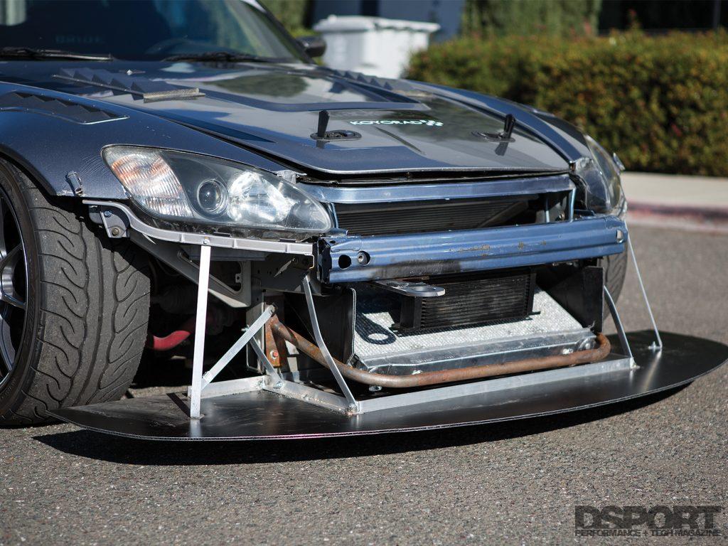 Honda S2000 Spliter