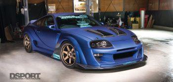 800hp Varis Widebody Toyota Supra Page 2 Of 2 Dsport
