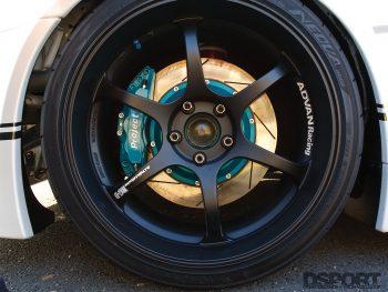 Taniguchi's S15 Wheel