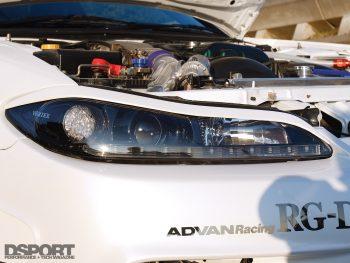 Taniguchi's S15 Headlight