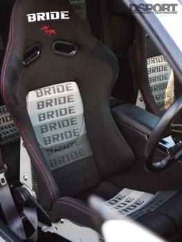 Taniguchi's S15 Seat