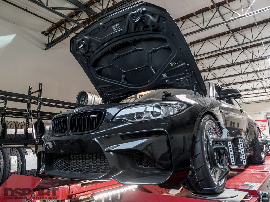 Supreme Power BMW M2 Allignment