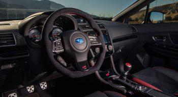 First Drive Wubaru BRZ ts STI Interior