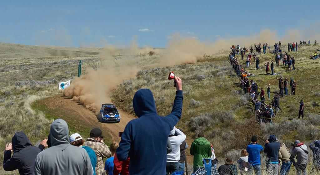 Subaru Rally Idemitsu