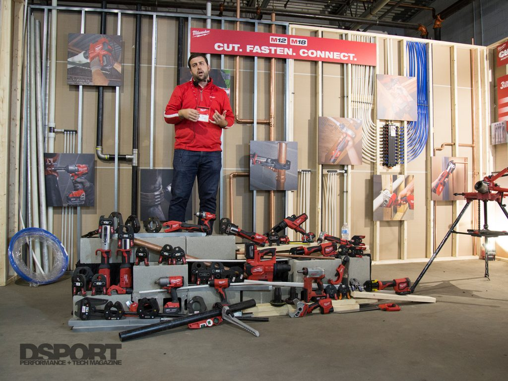 Milwaukee Tool Symposium