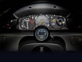 Supercharged Honda Civic Gauge