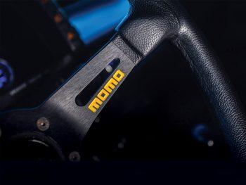 1JZ Mitsubishi Starion steering wheel