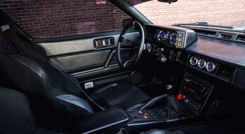 1JZ Mitsubishi Starion interior