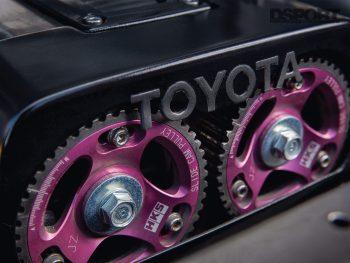 1JZ Mitsubishi Starion cam gears