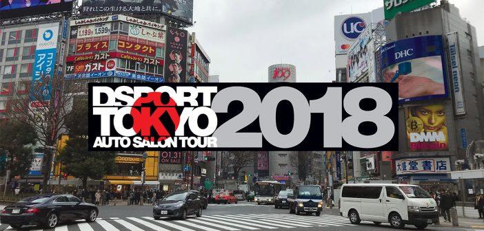 2018 Tokyo Auto Salon Tour Lead