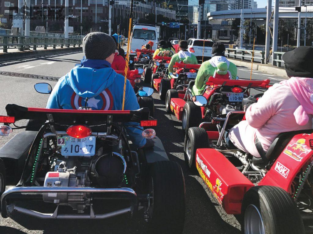 2018 Tokyo Auto Salon Tour