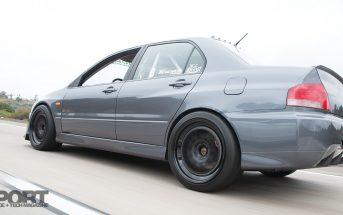 Mitsubishi Evo Lead