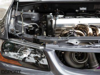 Mitsubishi Evo Turbo