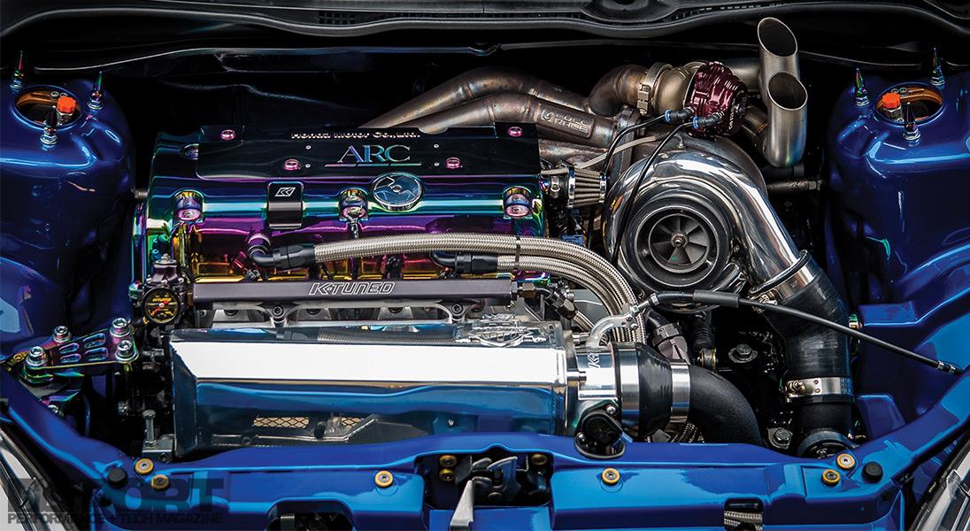 520 Whp Honda Civic Si Dsport Magazine