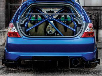 Honda Civic Si EP3 Rear