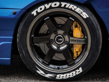 Honda Civic Si EP3 TE37 Wheel