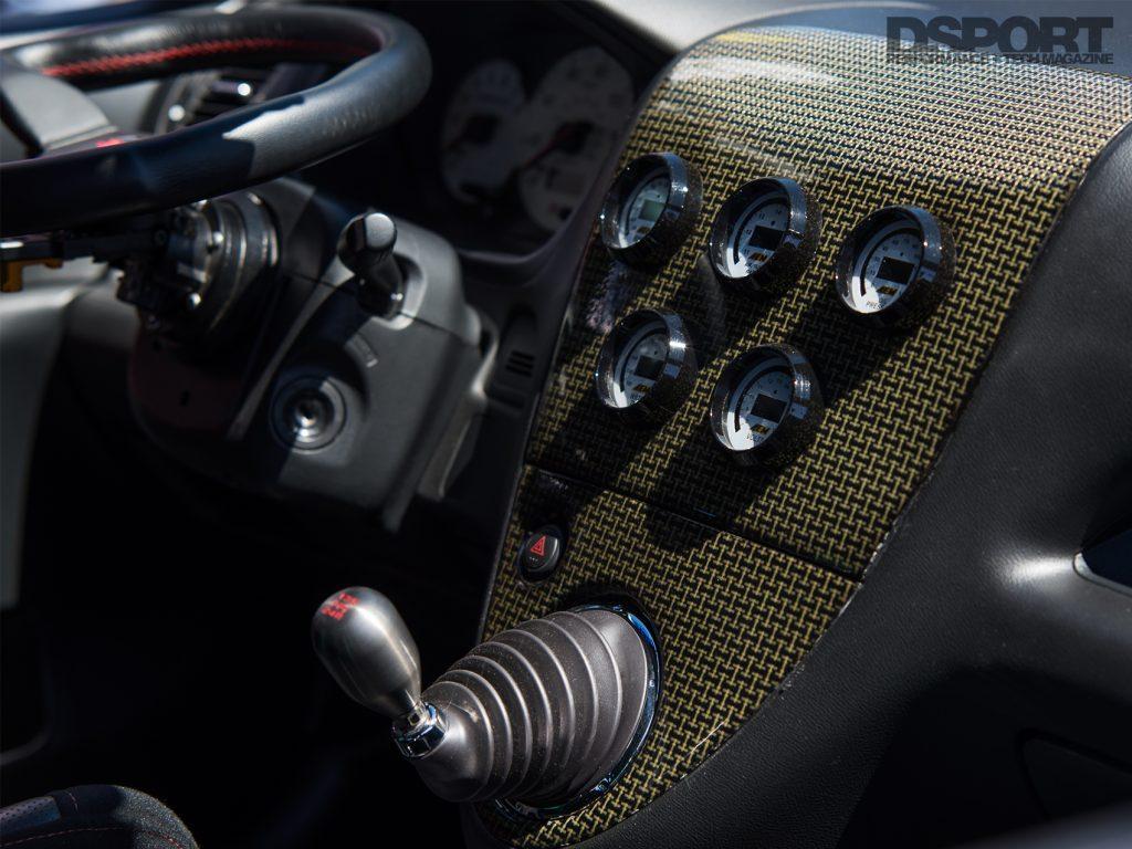 Honda Civic Si EP3 Shifter