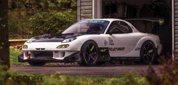 Mazda RX-7 Lead