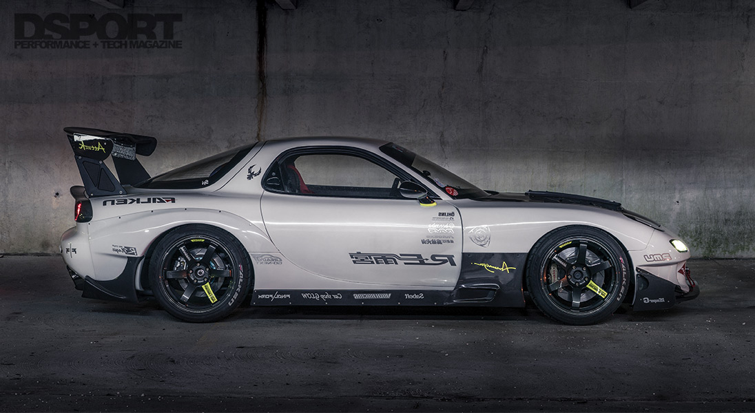 413 Whp Mazda Rx-7
