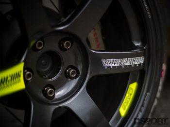 Mazda RX-7 Wheel