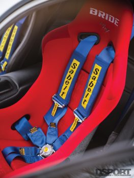 Mazda RX-7 Seat