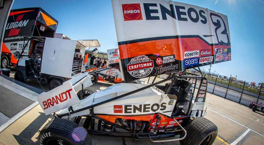 86 Challenge Eneos World Of Outlaws