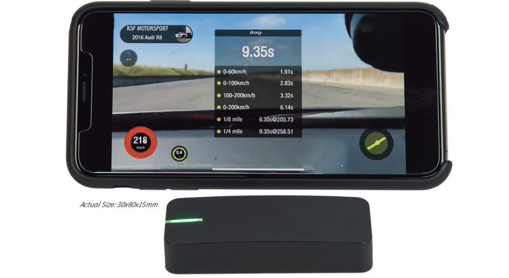 Quick Tech: Dragy GPS-Based Performance Meter - DSPORT Magazine