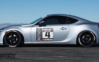 86 Challenge Toyo Tires Lead