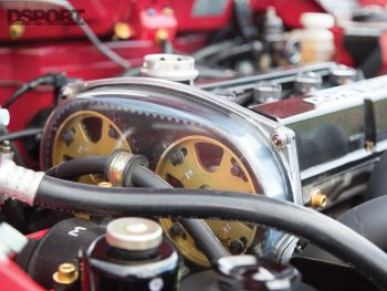 Mitsubishi Evo RS Cam Gears