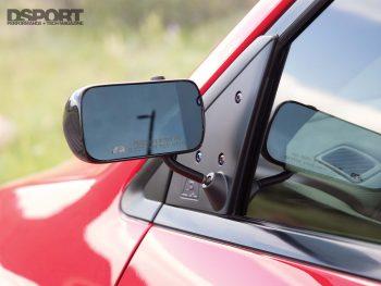 Mitsubishi Evo RS Mirror