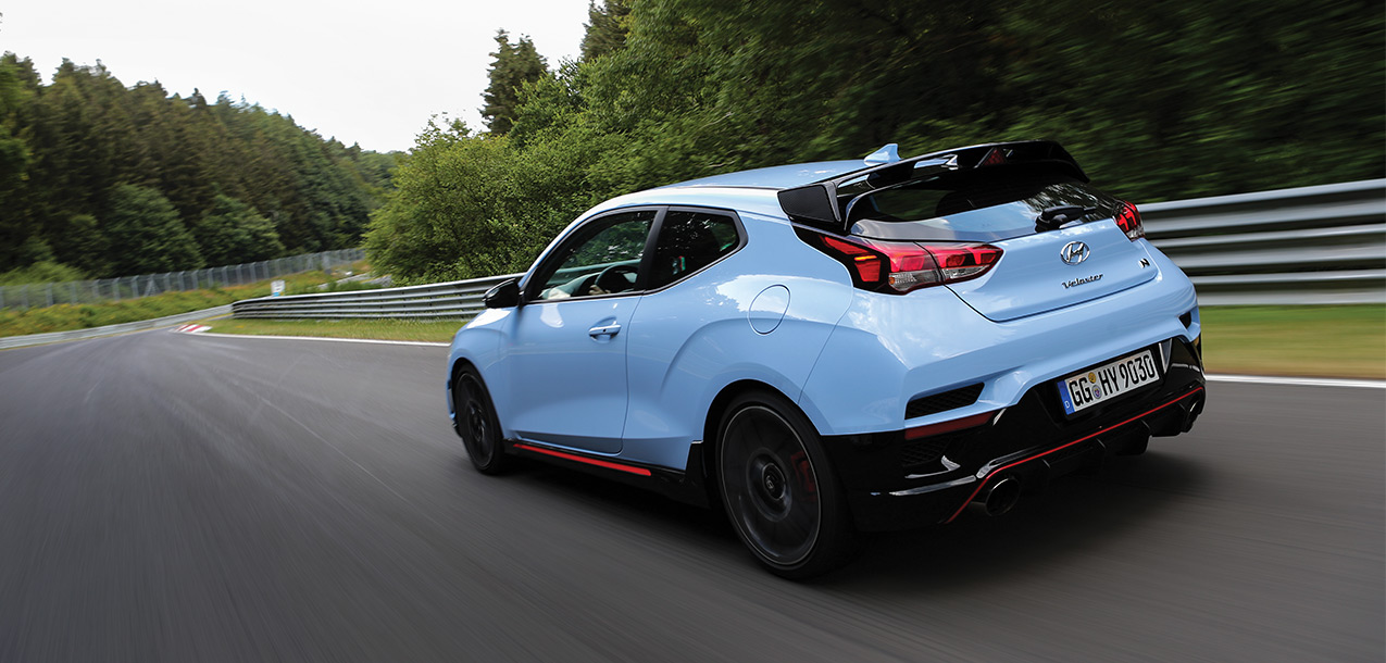 First Drive | 2019 Hyundai Veloster N - DSPORT Magazine