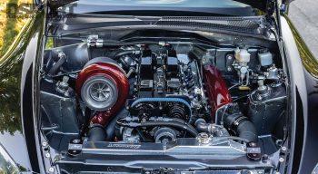 2JZ S2000 Engine Bay