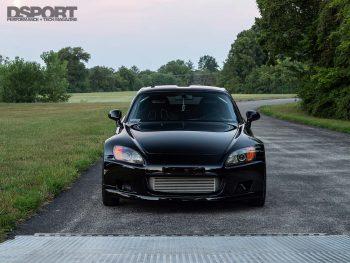 2JZ S2000 Front