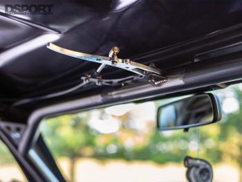 2JZ S2000 Interior