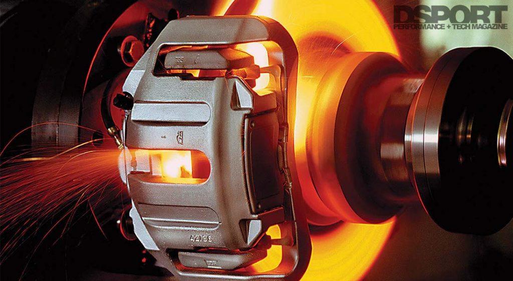 Brake Tech Test