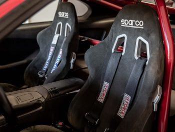 Toyota Supra Seats