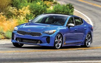 Kia Stinger GT2 Lead