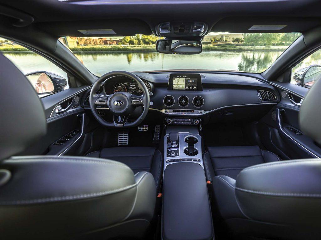 Kia Stinger GT2 Interior