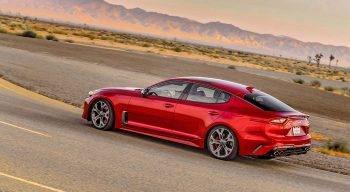 Kia Stinger GT2 Side