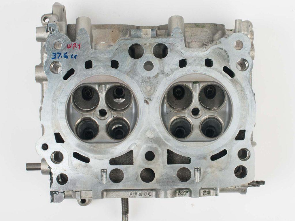 FA20 Cylinder Heads