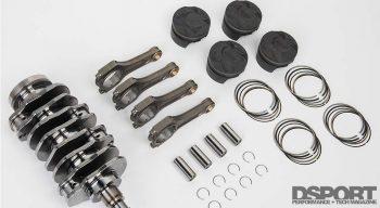 FA20 Cylinder Head Rotating Assembly