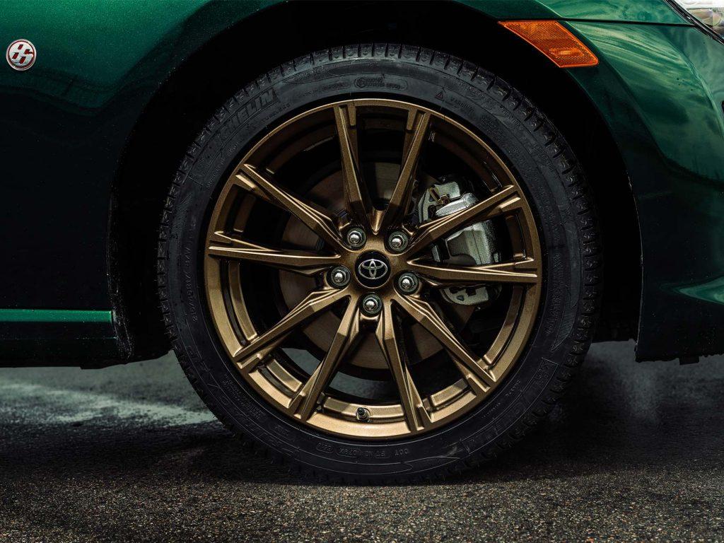 2020 Toyota 86 Hakone Edition Wheel