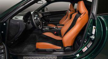 2020 Toyota 86 Hakone Edition Interior