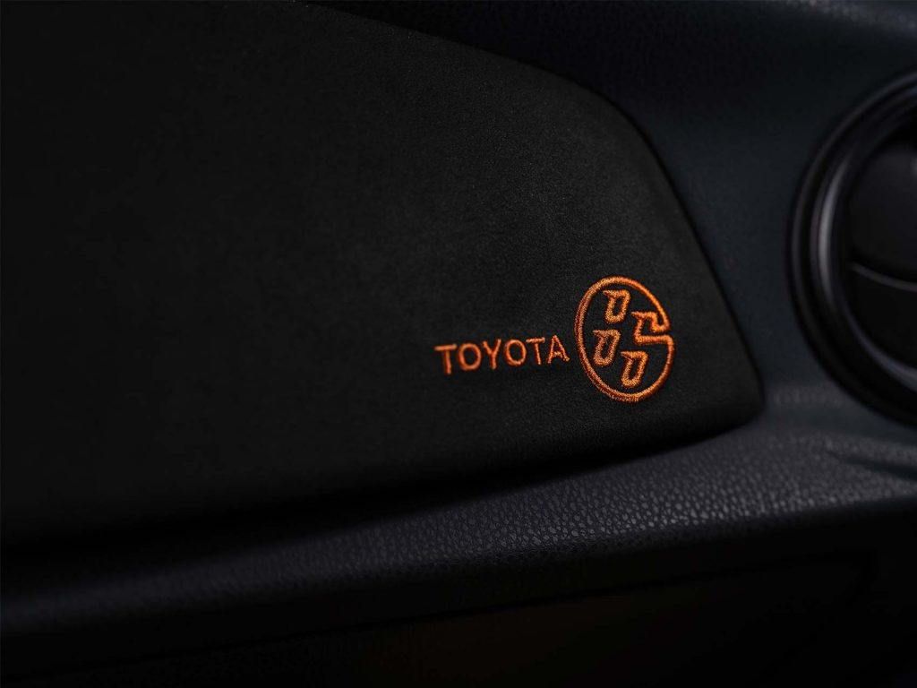2020 Toyota 86 Hakone Edition 86 Logo